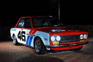 datsun 510 race car cd