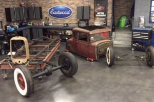 how to build a chassis for your hot rod