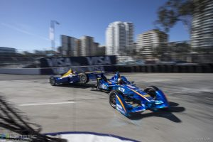 Formula E 360 degree experience