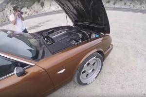 LS swapped Jaguar XJ