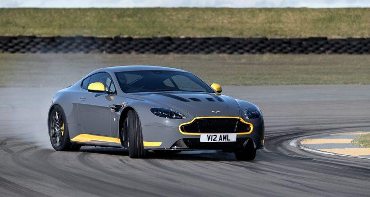 Aston Martin Vantage S V12