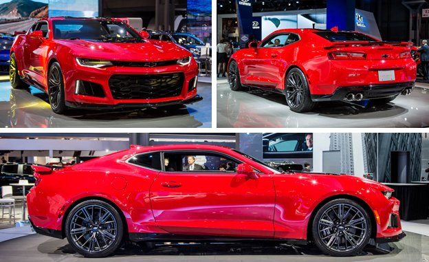 Get your health insurance ready guys,the new ZL1 will hit ...