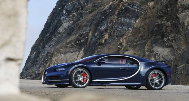 More than 200 orders already placed for the Bugatti Chiron.