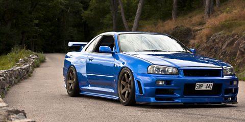 2001 Nissan Skyline