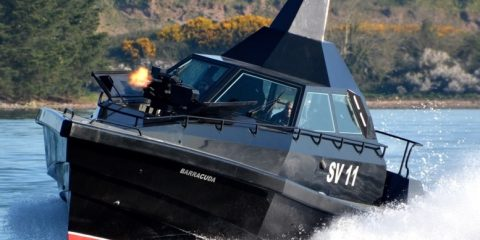 EXTREME BOAT TEST