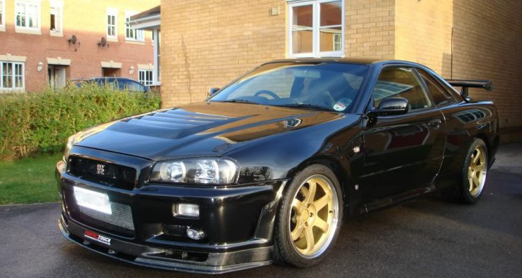 Skyline R34 GTR Prices Are Skyrocketing At The Moment.