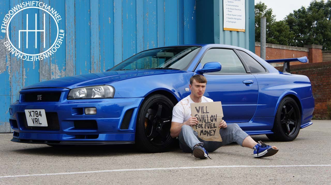 The costs of living with a Skyline R34 GTR! – GT Speed