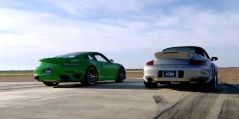LS swap Porsche