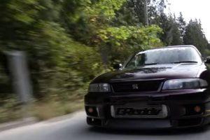 R33 Skyline GTR