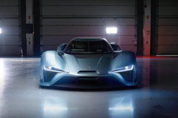 worlds fastest EV