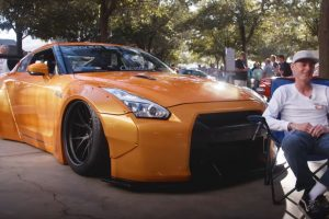 LW Nissan GT-R