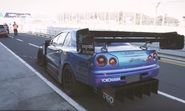 Nissan GT-R | VIC Time Attack