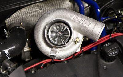 turbocharged vehicle