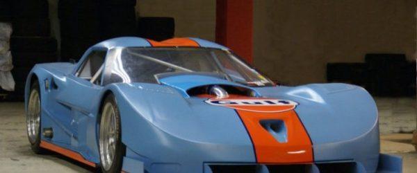 Silhouette Corvette